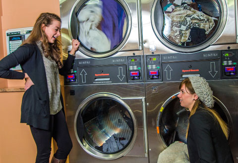 One-Stop Laundry Services